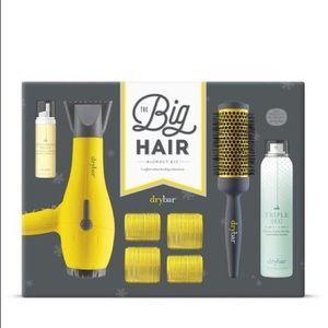 NEW Drybar The Big Hair Blowout 8-Piece Kit